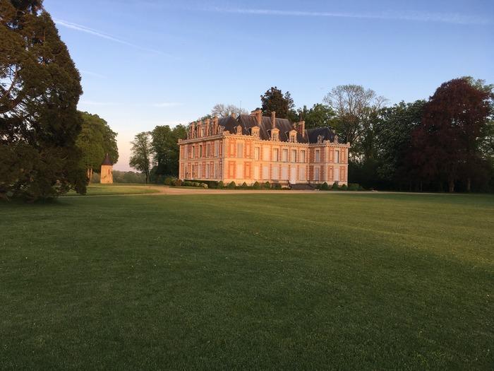 Journées du patrimoine 2018 - Visite guidée des extérieurs et du parc du château des Chaises