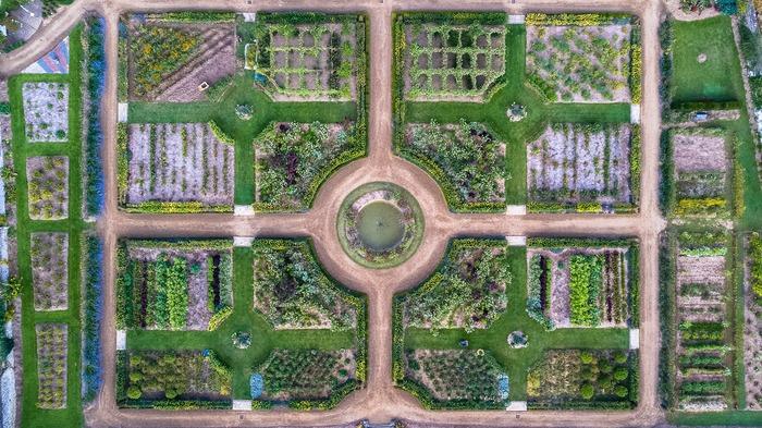 Journées du patrimoine 2018 - Découverte du potager conservatoire d'un hectare