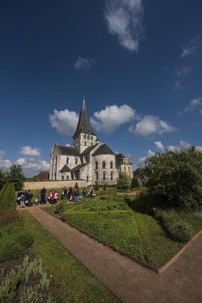 Journées du patrimoine 2018 - Visite commentée des jardins du domaine abbatial Saint-Georges-de-Boscherville