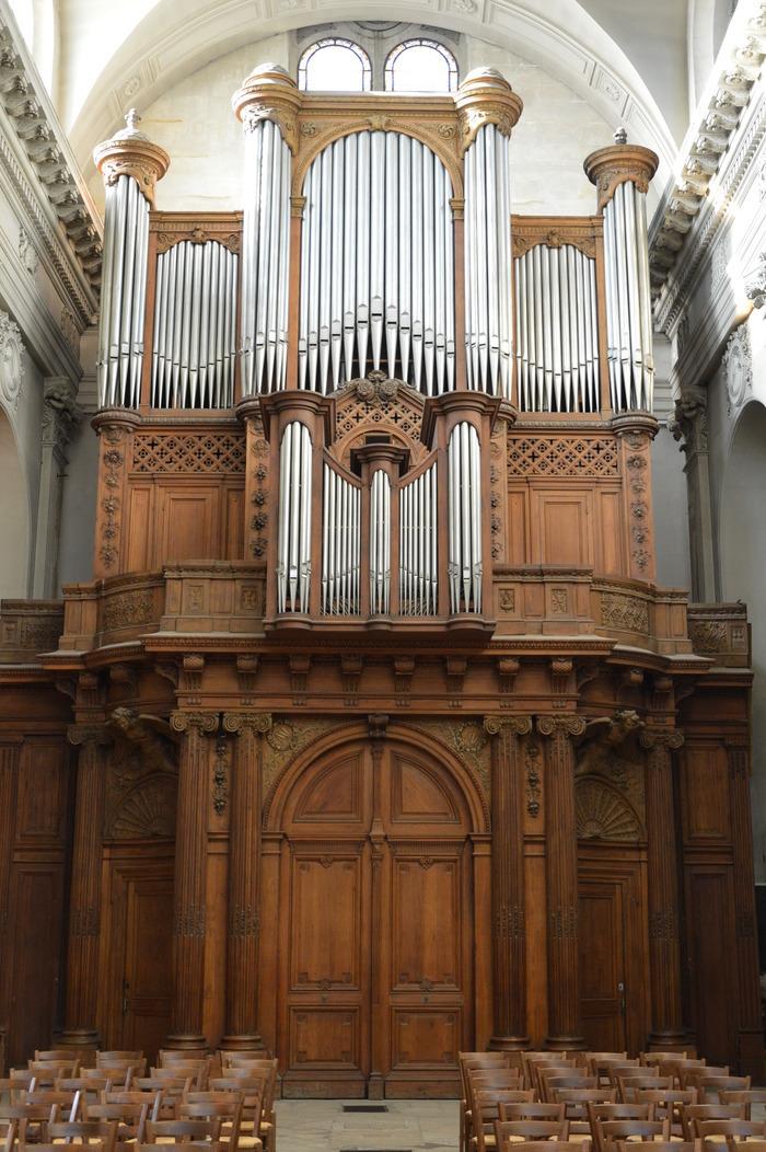 Journées du patrimoine 2017 - Visite commentée des orgues