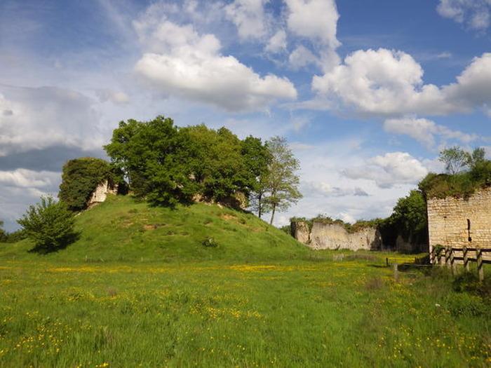 Journées du patrimoine 2018 - Visite uniquement accompagnée et commentée des ruines du château fort
