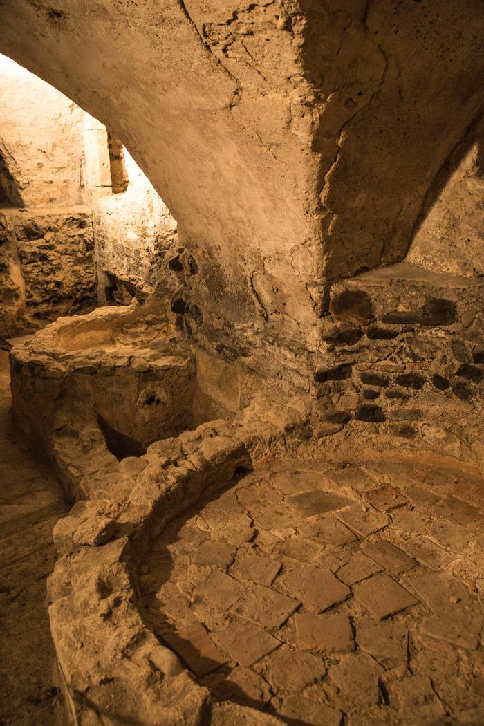 Journées du patrimoine 2018 - Visite commentée des sous-sols de l'abbaye bénédictine