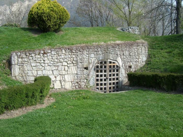 Journées du patrimoine 2018 - Visite commentée des vestiges du fort de Montmélian.