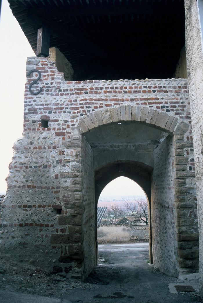 Journées du patrimoine 2018 - Visite commentée du bourg de Moras.