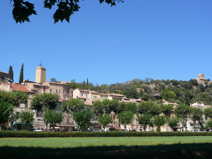 Journées du patrimoine 2018 - Visite commentée du centre historique du village de Jouques.