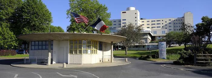 Journées du patrimoine 2018 - Visite guidée du centre hospitalier mémorial France - Etats-Unis