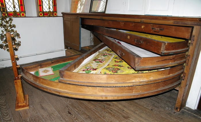 Journées du patrimoine 2018 - Visite commentée du chapier de l'église Saint-Leu-Saint-Gilles