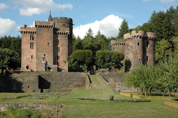 Journées du patrimoine 2018 - Visite commentée du Château Dauphin et de ses jardins