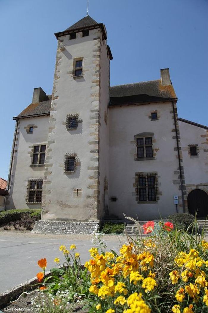 Journées du patrimoine 2018 - Visite commentée du château de Bien-Assis.