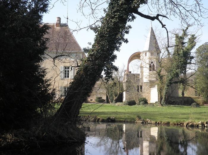 Journées du patrimoine 2018 - Visite commentée du Château de Germolles