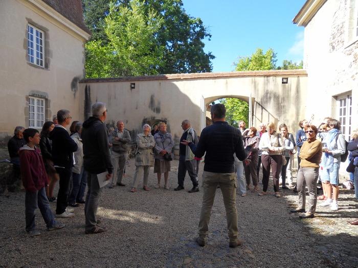Journées du patrimoine 2018 - Visite commentée du château de Goutelas