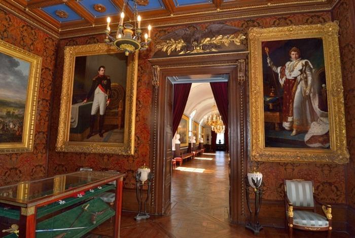 Journées du patrimoine 2018 - Visite commentée du château de Grosbois