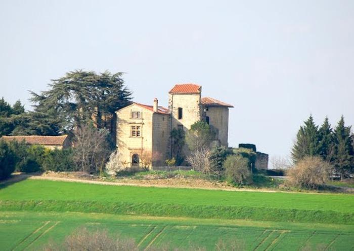 Journées du patrimoine 2017 - Château de Magrin - Visite guidée