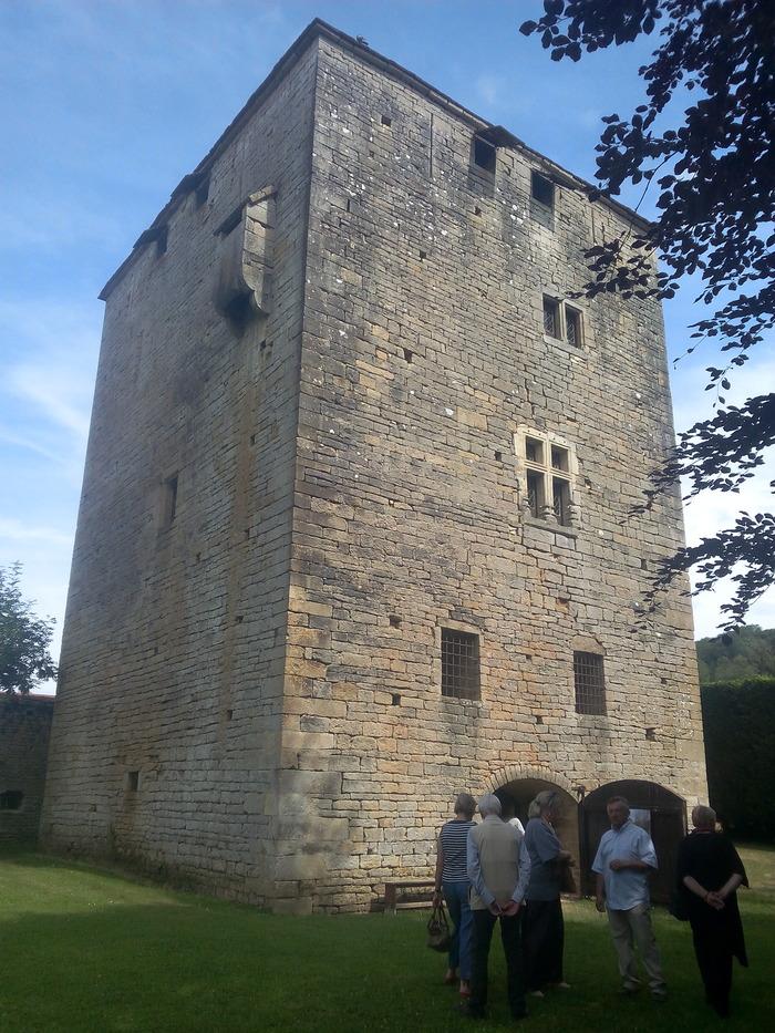 Journées du patrimoine 2018 - Visite commentée du Château de Soussey-sur-Brionne