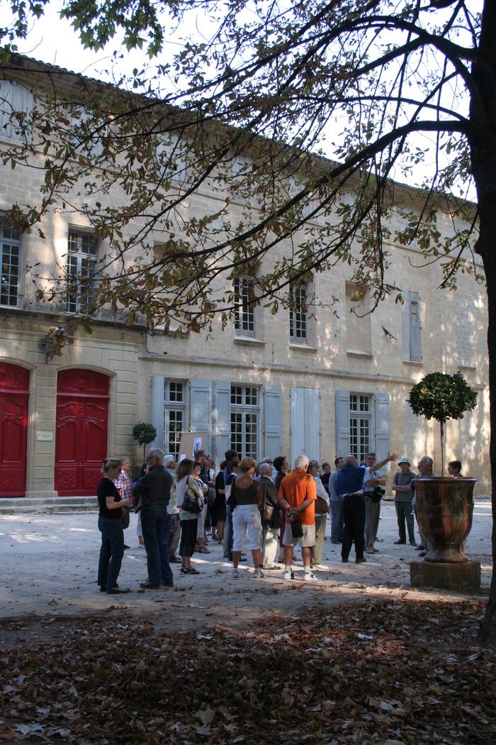 Journées du patrimoine 2018 - Visite guidée du château des évêques et de son parc, de l'église Saint-Pierre-aux-Liens et du vieux village