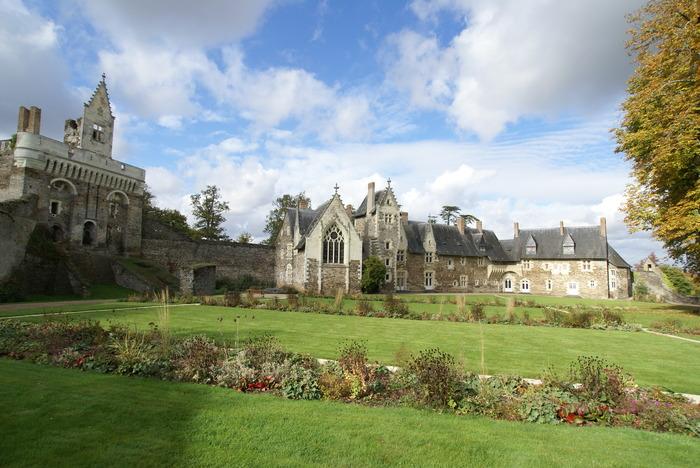 Journées du patrimoine 2018 - Visite commentée du Château du Plessis-Macé