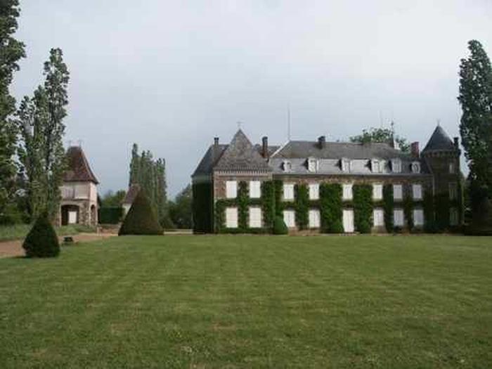 Journées du patrimoine 2018 - Visite commentée du château et du parc de Traslage