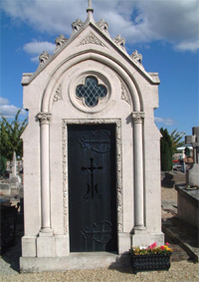 Journées du patrimoine 2017 - Visite commentée du  cimetière
