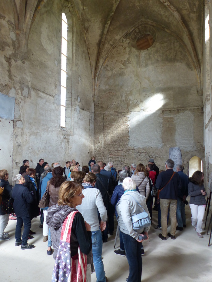 Journées du patrimoine 2018 - Visite commentée du Clos Sainte Eugénie.