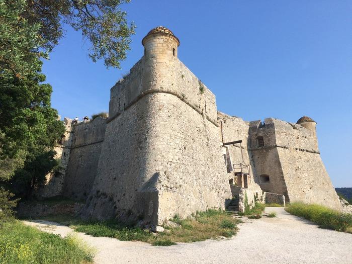 Journées du patrimoine 2018 - Visite commentée du Fort de Mont-Alban