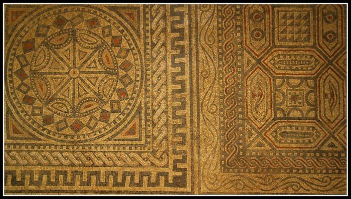 Journées du patrimoine 2018 - Visite commentée du fragment restauré de la mosaïque gallo-romaine de Migennes (89400)