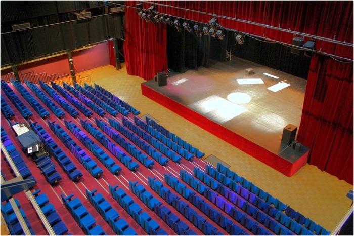 Journées du patrimoine 2018 - Visite commentée du grand théâtre.