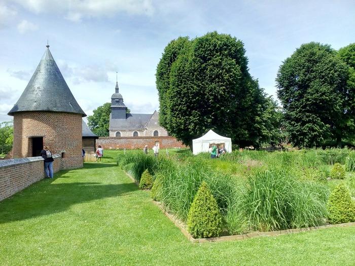 Journées du patrimoine 2018 - Visite guidée du jardin du château