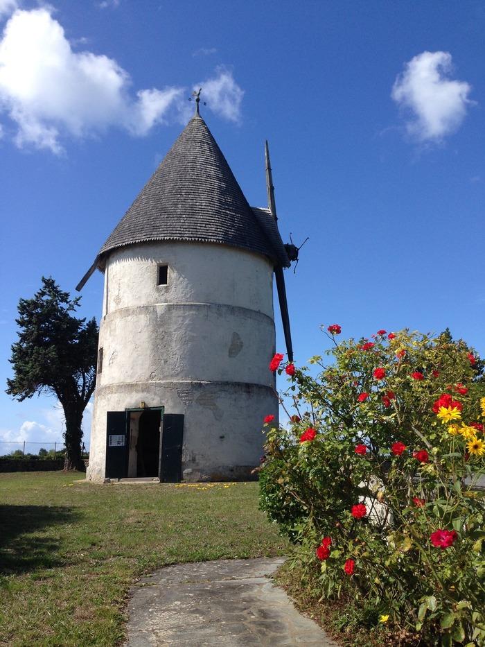 Journées du patrimoine 2018 - Visite commentée du moulin à vent de La Brée