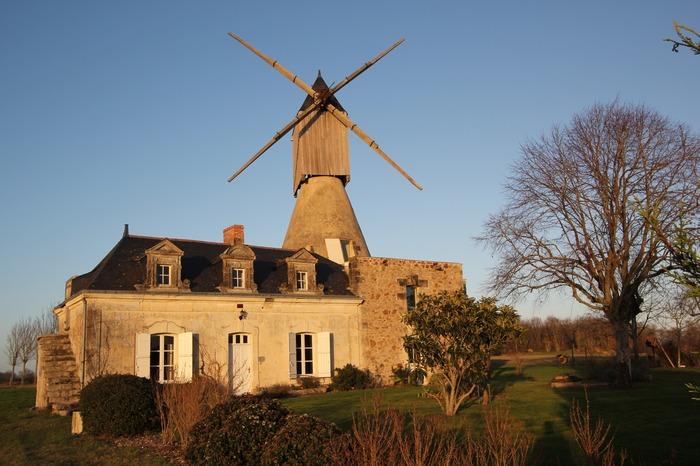 Journées du patrimoine 2018 - Visite commentée du Moulin du Bourg Dion
