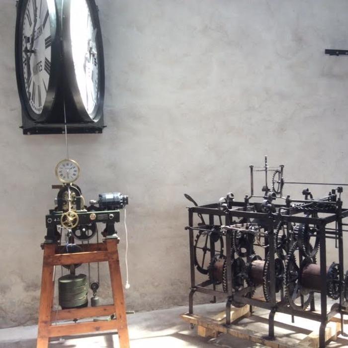 Journées du patrimoine 2018 - Visite commentée du Musée de l'Horlogerie