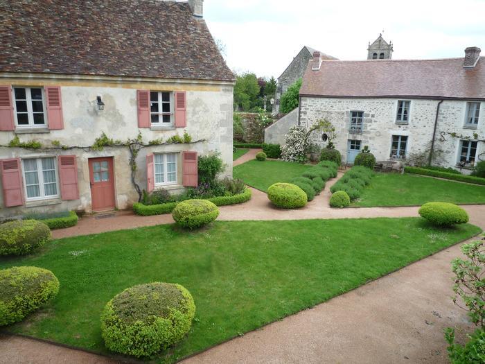 Visite commentée du musée de l\'outil et de ses jardins