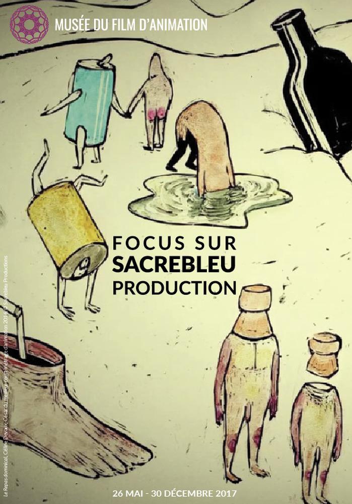 Crédits image : Le repas dominical, Céline Devaux, copyright Sacrebleu productions