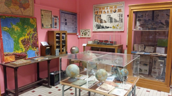 Journées du patrimoine 2018 - L'école en partage