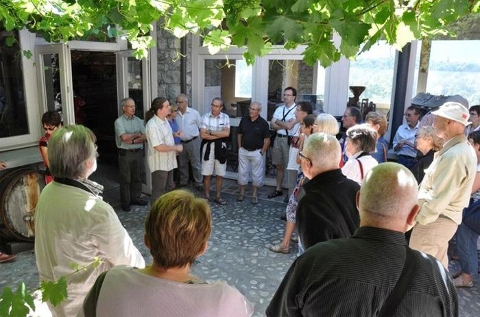 Journées du patrimoine 2018 - Visite commentée du musée régional de la vigne et du vin.