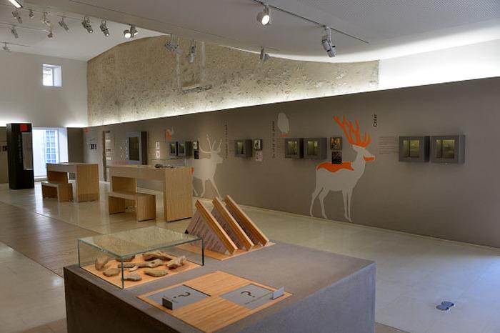 Journées du patrimoine 2018 - Visite commentée du musée de la Préhistoire