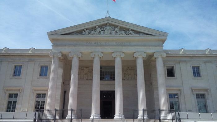 Journées du patrimoine 2018 - Visite commentée du Palais de Justice