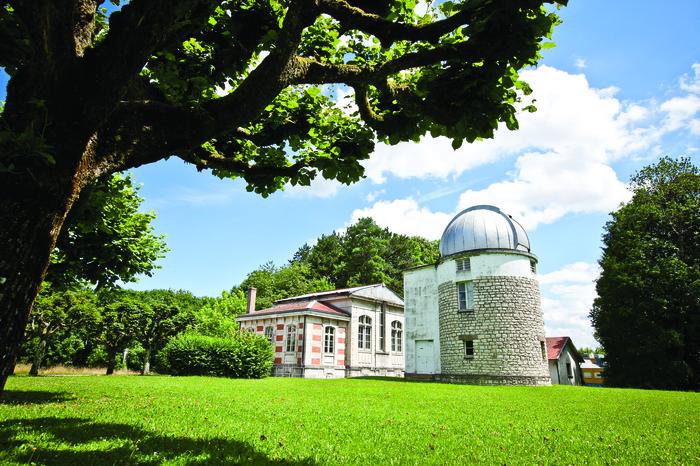 Journées du patrimoine 2018 - Visite commentée du Parc de l'Observatoire de Besançon