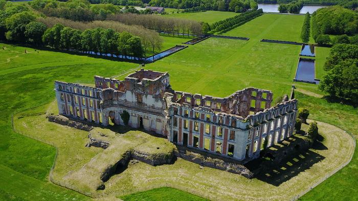 Journées du patrimoine 2019 - Visite commentée du parc du château