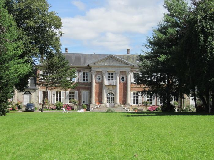 Journées du patrimoine 2018 - Visite guidée du parc et de la façade ouest du château de Tréprel