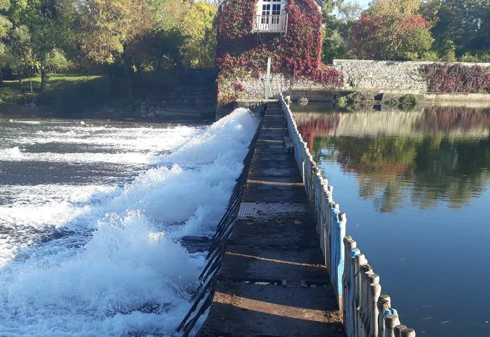Journées du patrimoine 2018 - Visite commentée du patrimoine fluvial de la Vallée du Cher