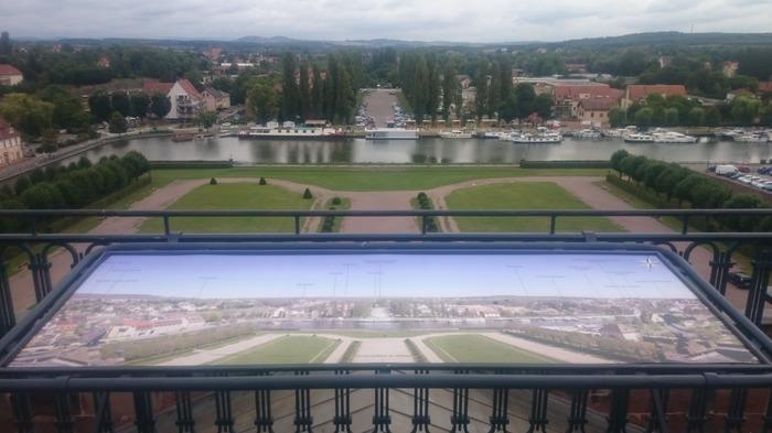 Journées du patrimoine 2018 - Visite commentée du paysage urbain de Saverne