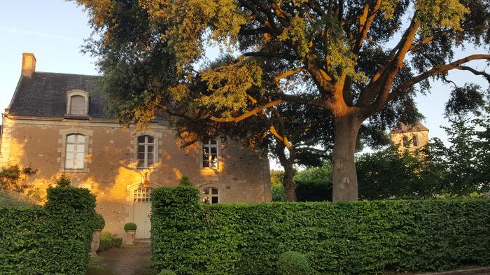 Journées du patrimoine 2018 - Visite commentée du presbytère des XVIIè et XVIIIè et du jardin des langottières