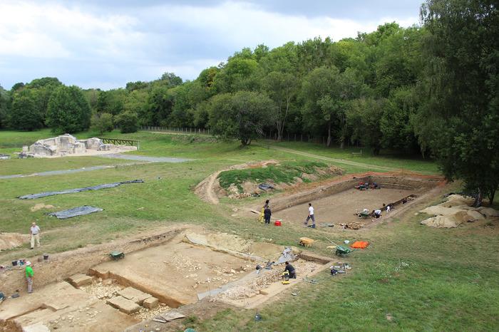 Journées du patrimoine 2018 - Visite commentée du site archéologique de Genainville