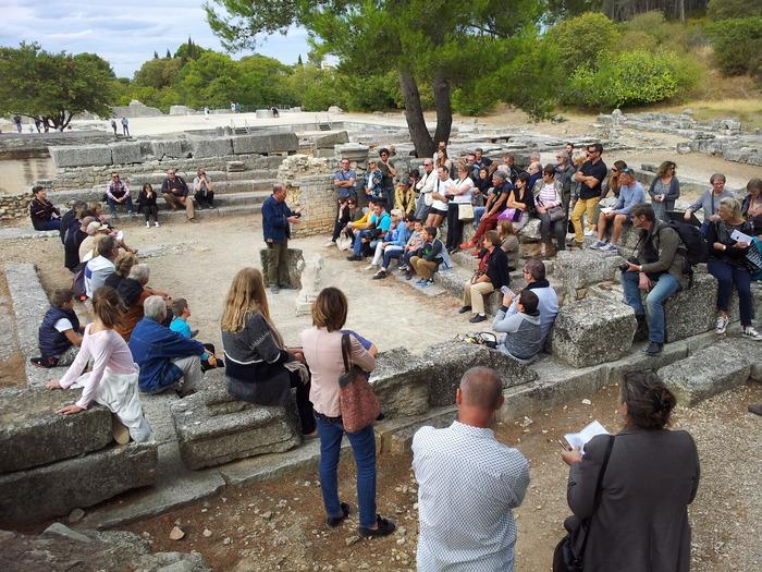 Journées du patrimoine 2018 - Visites commentées du site archéologique de Glanum