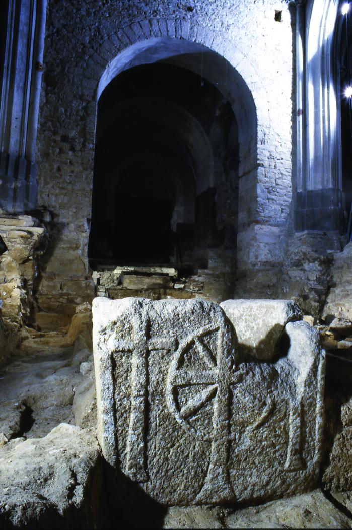 Journées du patrimoine 2018 - Visite commentée du site archéologique de Saint-Clément