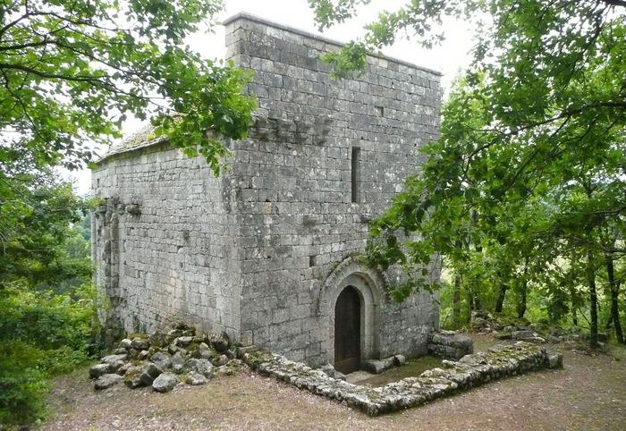 Journées du patrimoine 2018 - Chapelle Saint-Michel d'Auberoche