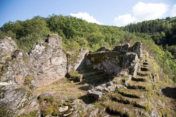 Journées du patrimoine 2017 - Visite guidée du site de Castelpanis