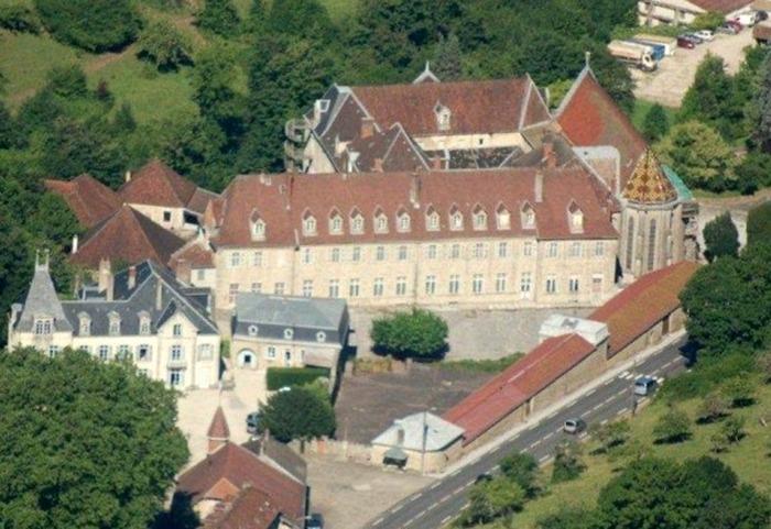 Journées du patrimoine 2018 - Visite commentée du site de l'ancien prieuré, séminaire puis collège de Notre-Dame de Vaux