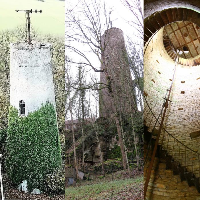 Journées du patrimoine 2018 - Visite commentée du site de la Tour de Saussy