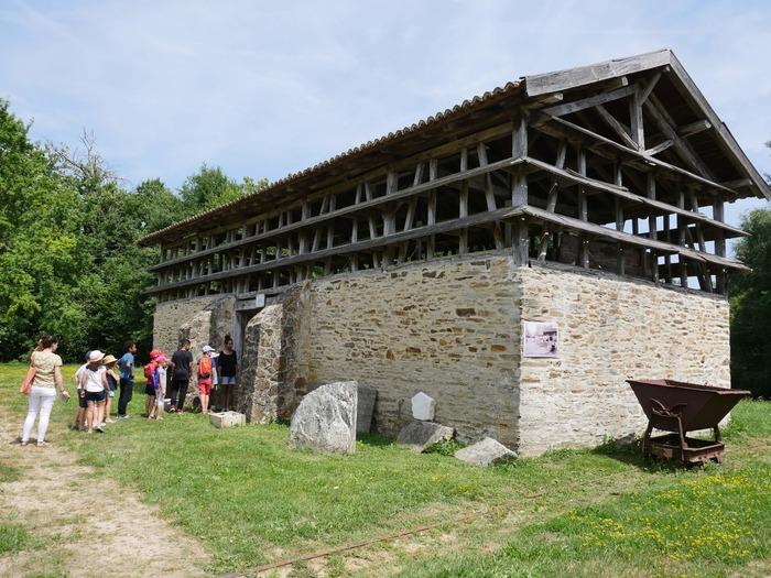 Journées du patrimoine 2018 - Visite commentée du site de Marcognac
